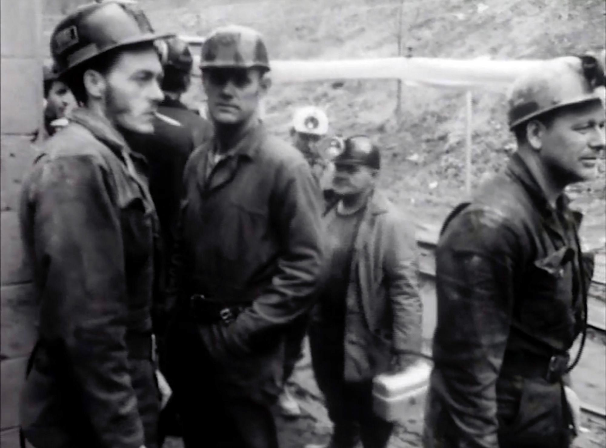 The United Mine Workers of America 1970: A House Divided