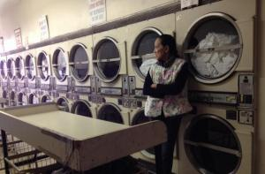 LYNNE SACHS and LIZZIE OLESKER: THE WASHING SOCIETY